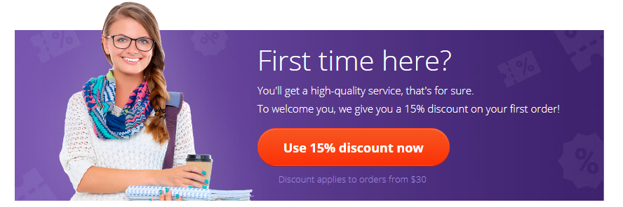 Best essays first time discounts