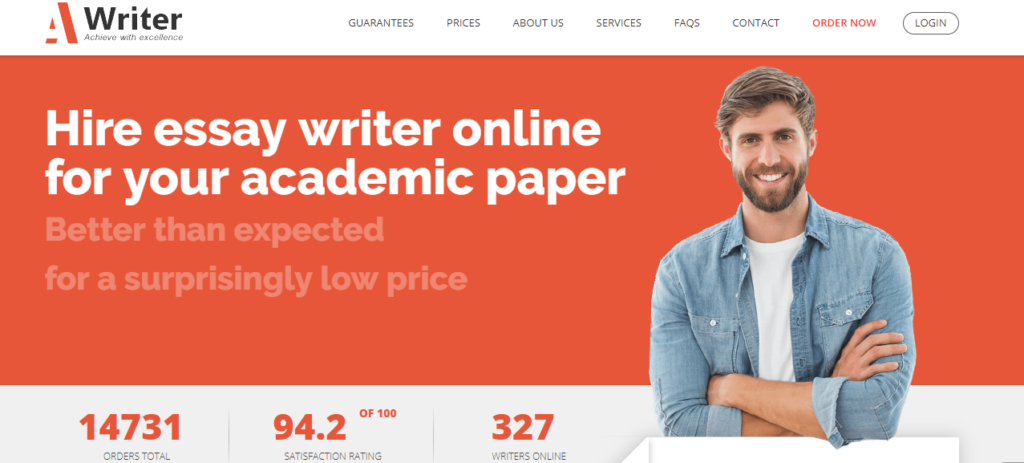 a-writer image homepage