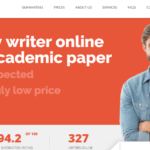 a writer header