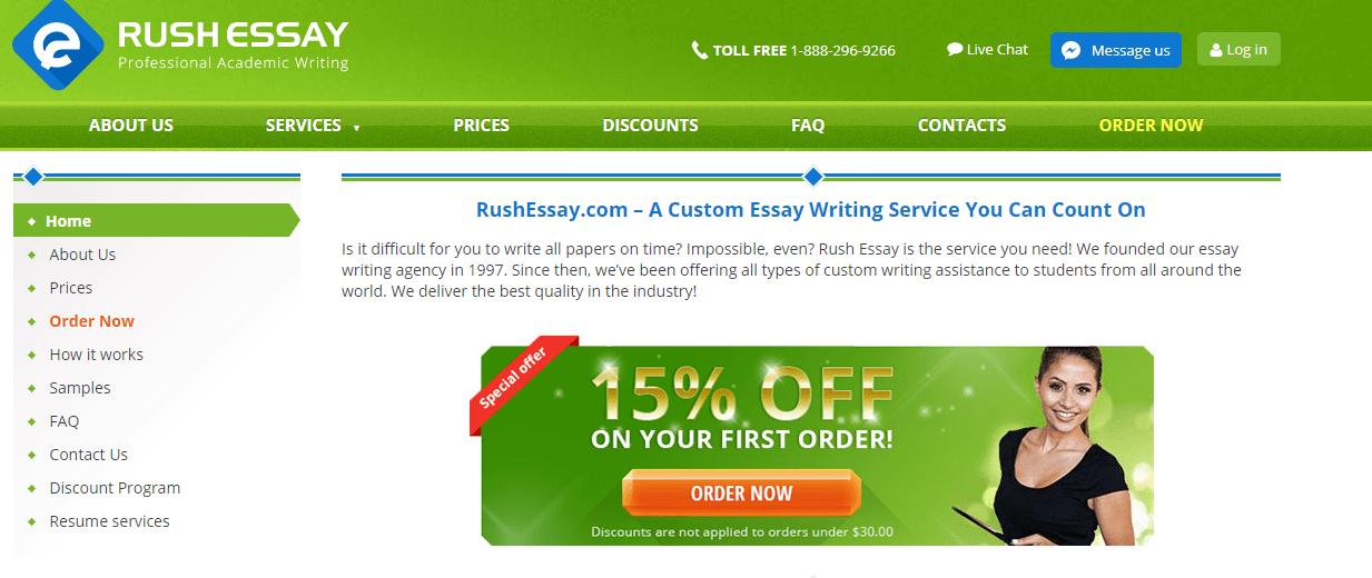 Quality custom essays review