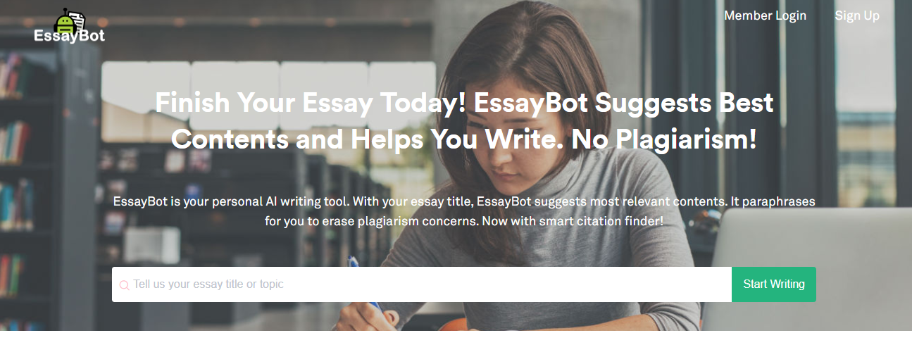 Essaybot Review - ESSAYS ORIGIN REVIEW |27.02.2020| NEW!