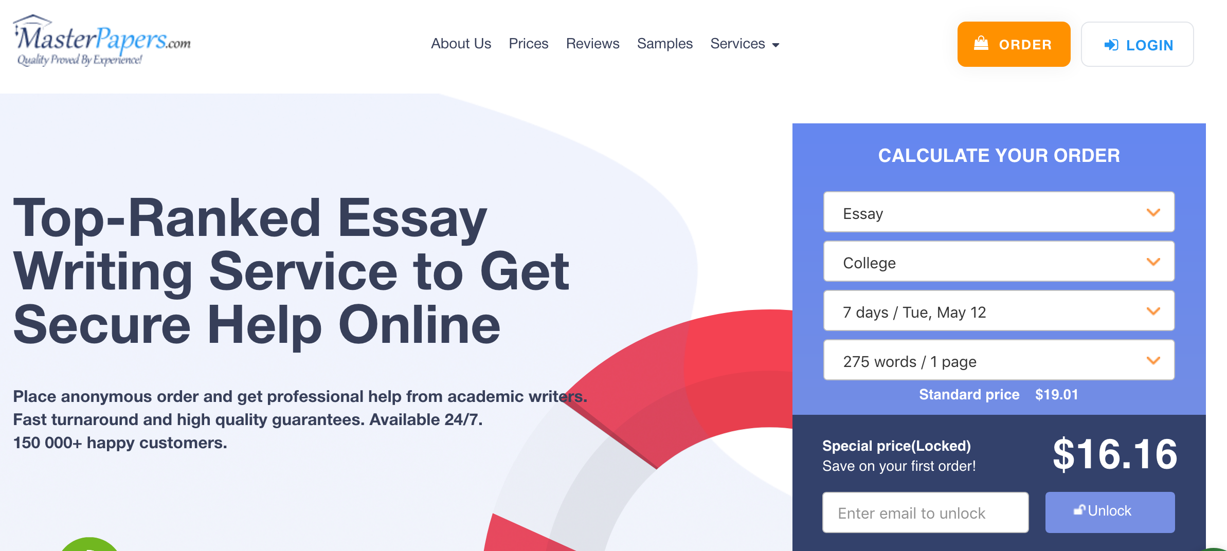 master papers website