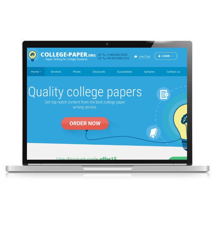 college paper website
