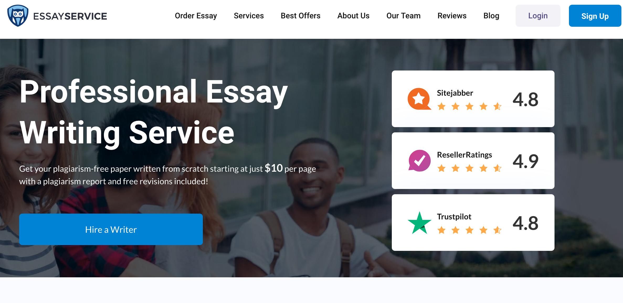 essayservice website